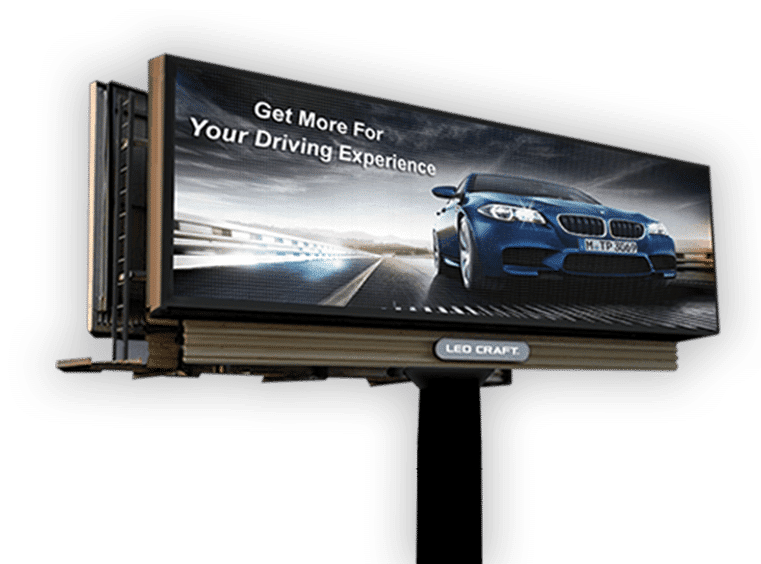Outdoor Digital LED Billboard
