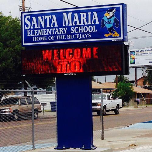Santa Maria Elementary School