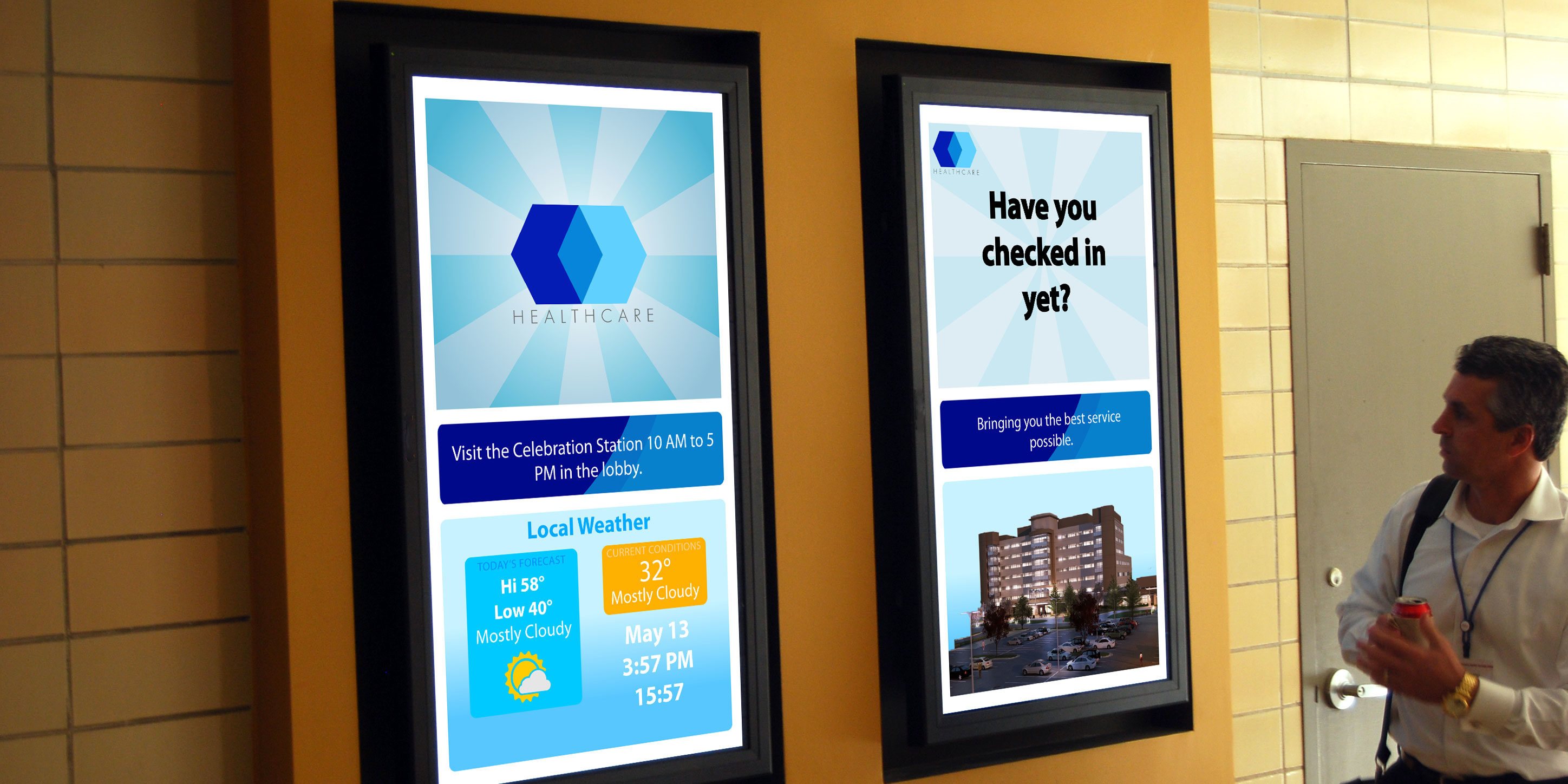 The importance of creation software in digital signage – LED